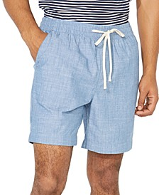 "Men's Big & Tall Chambray Boardwalk 7"" Shorts"