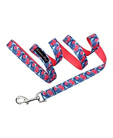 Hibiscus Dog Leash
