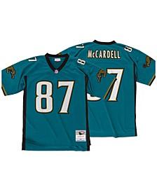 Jacksonville Jaguars Men's Replica Keenan McCardell Throwback Jersey