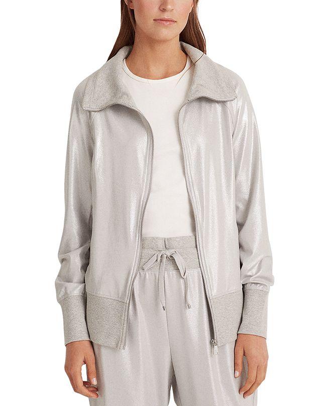 Lauren Ralph Lauren Turtleneck Jacket