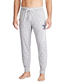 Men's Cotton Interlock Joggers, Created for Macy's