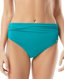 High-Waisted Bikini Bottoms