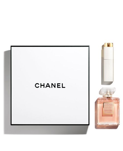 CHANEL 2-Pc Twist & Spray Gift Set