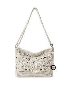 Casual Classics Crochet Mini Bag
