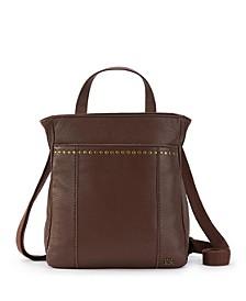 Calabasas Leather Mini Backpack