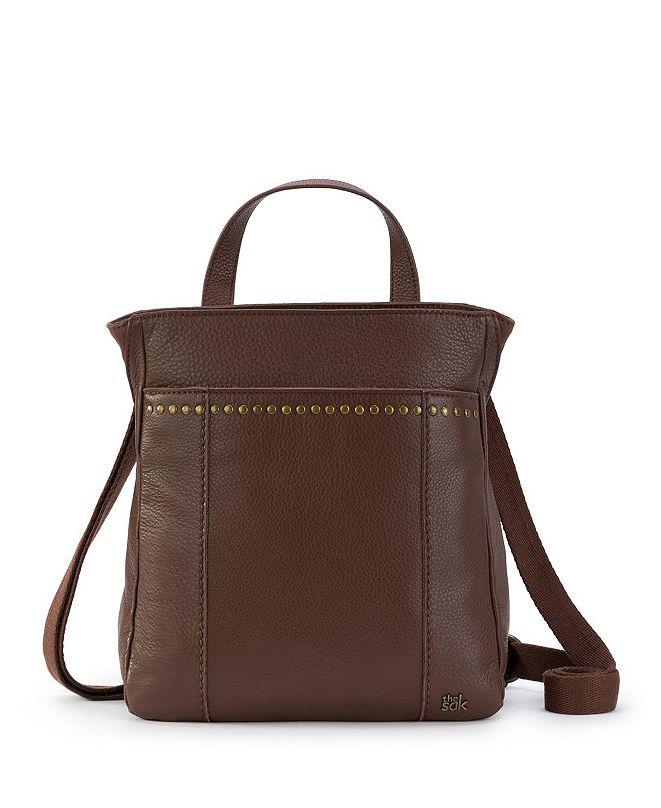 The Sak Calabasas Leather Mini Backpack