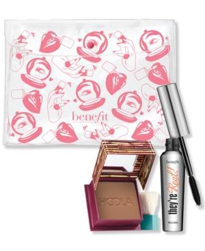 Benefit Cosmetics 3-Pc. Real Hoola Deal Set