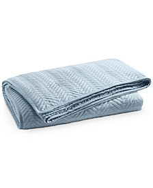 Baja Cotton Full/Queen Quilted Coverlet, Created for Macy's