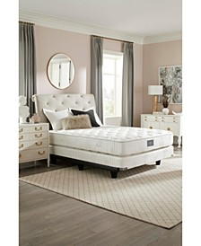 "Classic by Shifman Diana 12"" Plush Pillow Top Mattress - Queen, Created for Macy's"