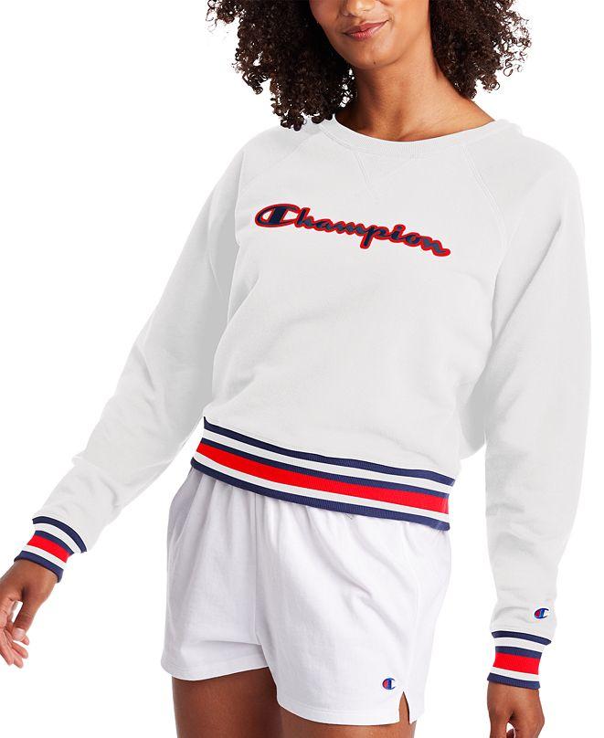 Champion Women's Campus Sweatshirt