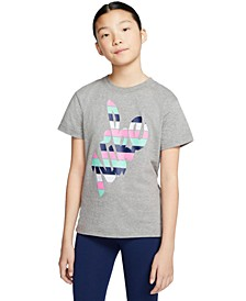 Big Girls Outside T-Shirt