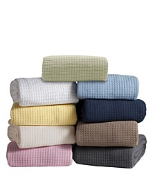 Grand Hotel Cotton Blanket Collection