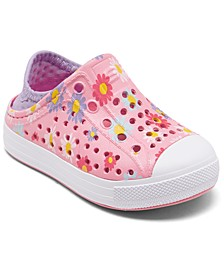Toddler Girls' Cali Gear: Guzman Steps - Hello Daisy Water Sneakers from Finish Line