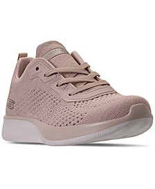 Women's BOBS Sport Squad - Glam League Walking Sneakers from Finish Line