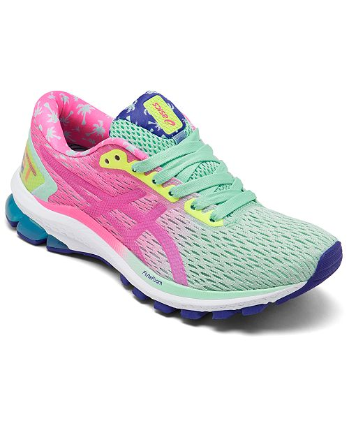 Asics Women's GT-1000 9 Running Sneakers from Finish Line ...