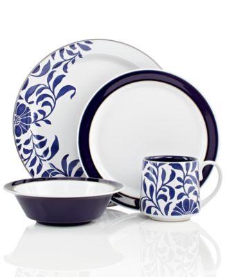 Denby Malmo Dinnerware Collection  sc 1 st  Macy\u0027s & Denby Malmo Dinnerware Collection - Dinnerware - Dining ...