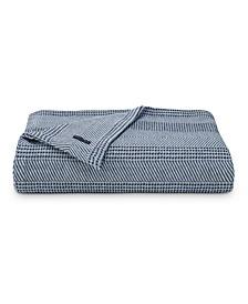 Chevron Stripe King Blanket