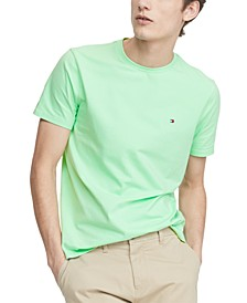 Men's Performance Stretch Solid T-Shirt