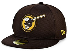 Kids San Diego Padres 2020 Clubhouse 59FIFTY-FITTED Cap