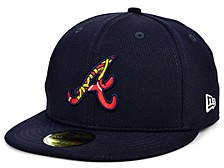 Atlanta Braves 2020 Batting Practice 59FIFTY-FITTED Cap