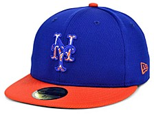 New York Mets 2020 Batting Practice 59FIFTY-FITTED Cap
