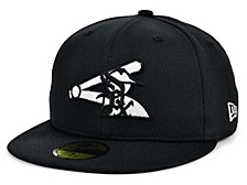 Kids Chicago White Sox 2020 Batting Practice 59FIFTY-FITTED Cap