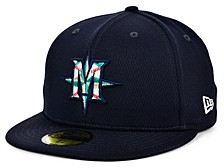 Seattle Mariners 2020 Men's Spring Training Fitted Cap