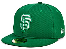 San Francisco Giants 2020 Men's St. Pattys Day Fitted Cap