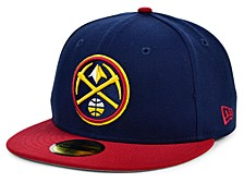 Denver Nuggets The Pennant Patch 59FIFTY-FITTED Cap