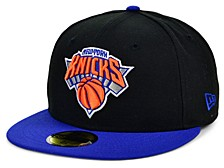 New York Knicks The Pennant Patch 59FIFTY-FITTED Cap