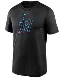 Miami Marlins Men's Logo Legend T-Shirt