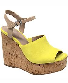 Dory Wedge Sandals