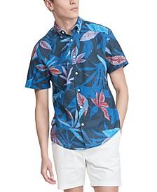 Men's Custom-Fit Lomas Short Sleeve Shirt