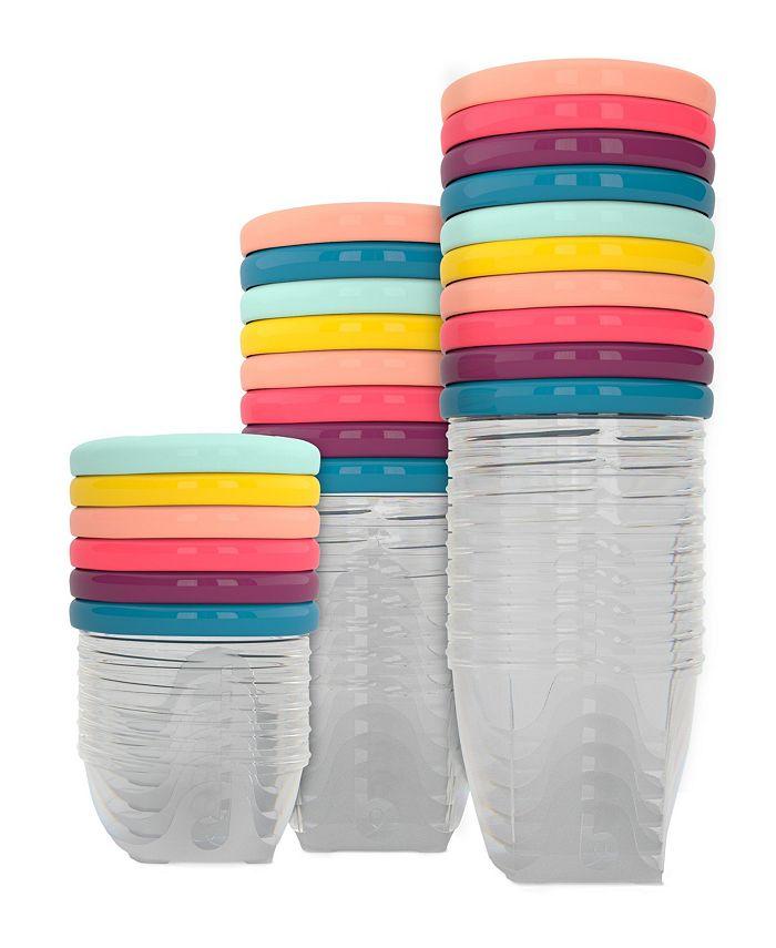 Babymoov - Babybowls Multi Colored 24-Pc. Set