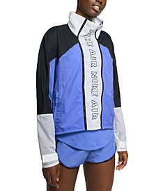 Women's Air Water-Repellent Running Jacket