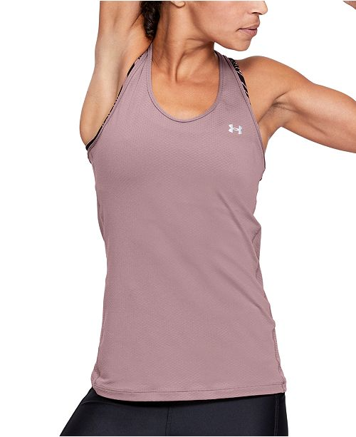 Under Armour Women's Fitted Racerback Tank Top