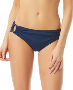 Carmen Marc Vavlo O-Ring Hipster Bikini Bottoms Women's Swimsuit