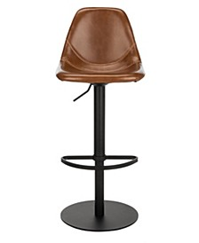 Sky Adjustable Swivel Bar Stool