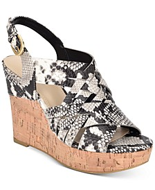 Haela Wedge Sandals