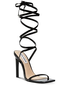 Women's Uplift Ankle-Tie Sandals