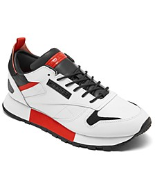 Men's Classic Leather Ree:Dux Running Sneakers from Finish Line