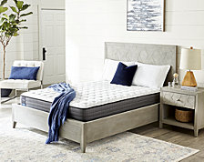 "Sealy Posturepedic Lawson LTD II 13.5"" Cushion Firm Pillow Top Mattress- Queen"