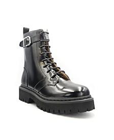 Debra Combat Boots