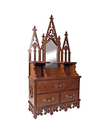 Claremont Manor English Wall Console