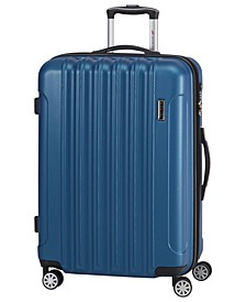 Santa Clara Collection 25'' Lightweight Spinner Luggage Bag
