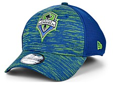 Seattle Sounders FC   On-Field 39THIRTY Cap