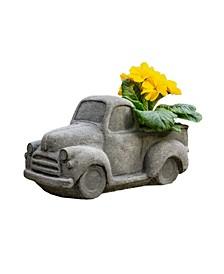 Vintage-Like Look Pickup Planter