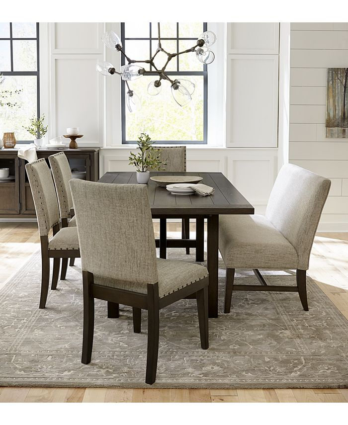 Furniture Parker Mocha Dining, Macys Dining Room Chairs