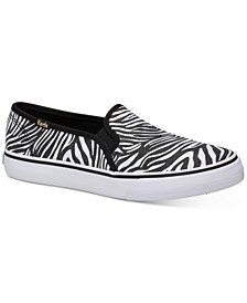 Women's Double Decker Zebra Sneaker