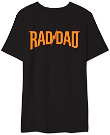 Rad Dad Men's Graphic T-Shirt